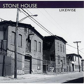 Stone House - Likewise [CD] USA import