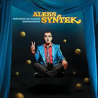 Aleks Syntek - Metodos De Placer Instantaneo [CD] USA import