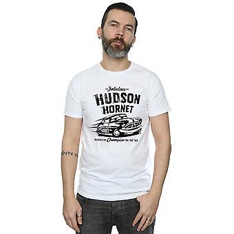 Disney Herren Autos Hudson Hornet T-Shirt