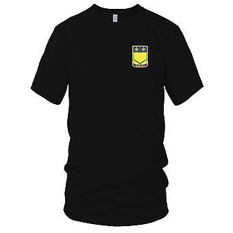US Army - 127ème Field Artillery Regiment brodé Patch - Mens T Shirt