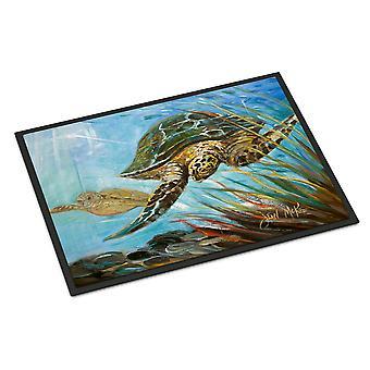 Loggerhead Sea Turtle Indoor or Outdoor Mat 24x36