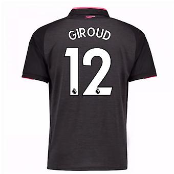 2017-18 arsenal derde Shirt (Giroud 12)