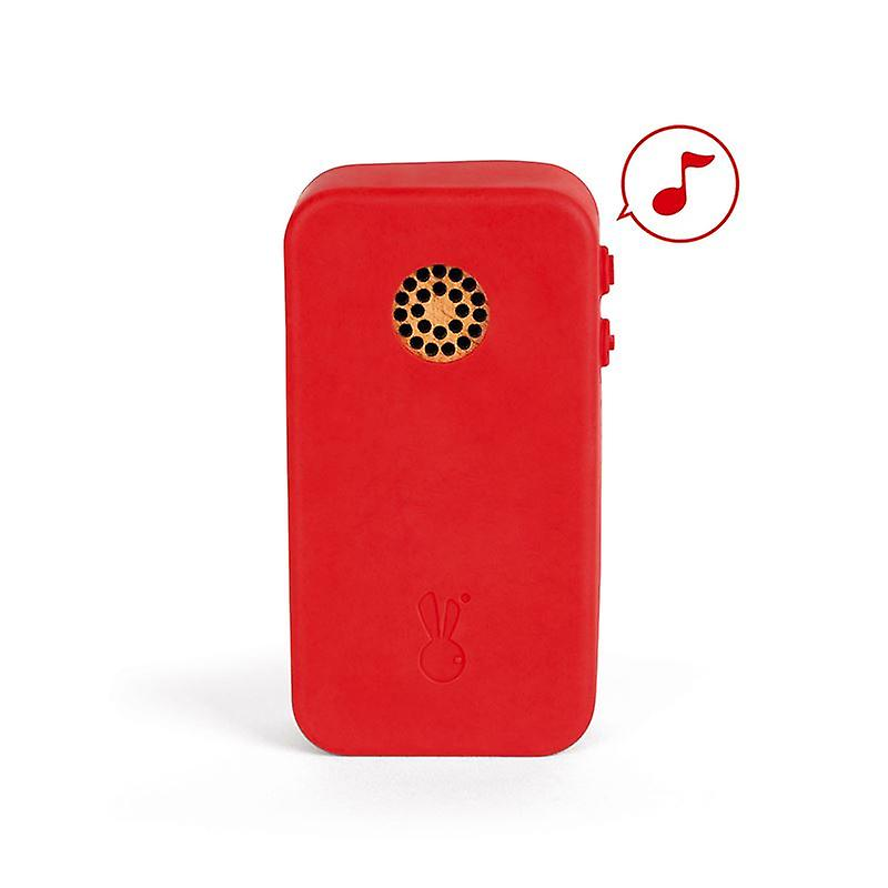 Janod Sound Telephone Wooden Toy