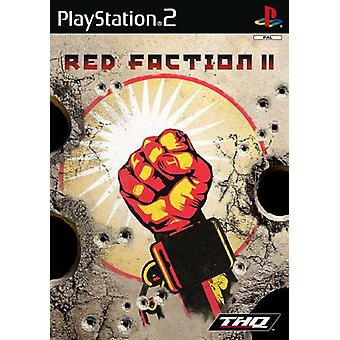Red Faction 2 (PS2) - Ny fabrik forseglet
