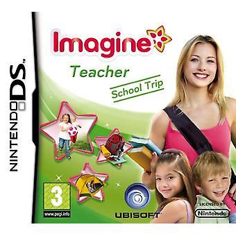 Imagine Teacher School Trip (Nintendo DS) - Nouveau