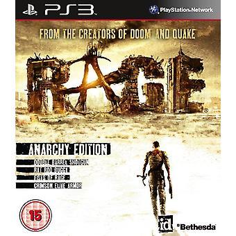 Rage Anarchy Edition (PS3) - Als nieuw