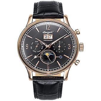 Ingersoll men's watch wristwatch automatic Byron IN1404RBK
