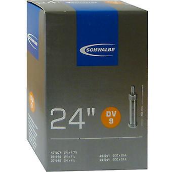 SCHWALBE DV 9 cykel tube 24″