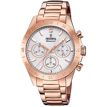 Festina Lady watch chronograph F20399-1