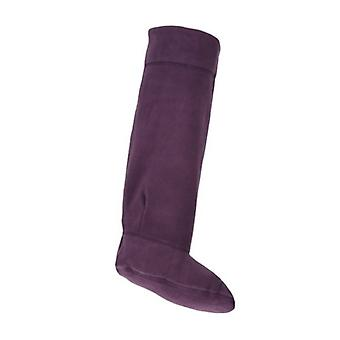 Сливы дамы Rjm флис Wellie носки стиль - Sk205Cdu