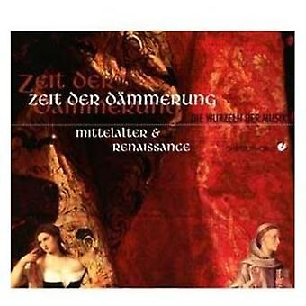 Various - Time of the Dawn: Medieval & Renaissance Music [CD] USA import