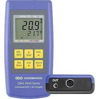 Detector de GREISINGER GMH3692 oxígeno