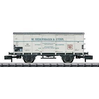 MiniTrix T15926 N covered goods wagon of DB