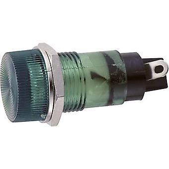 Sedeco B-432 12V GREEN Standard indicator light with bulb Green 1 pc(s)