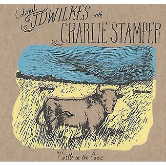 J. d. ウィルクス/スタンパ、チャーリー - 杖 [ビニール] アメリカ牛の輸入