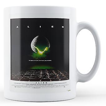 Retro Movie Printed Mug - Retro Movie Alien - RMM054