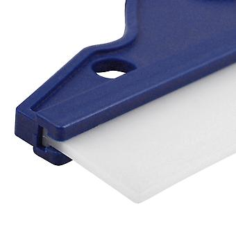 TRIXES Silicone Window Glass Wiper & Scraper