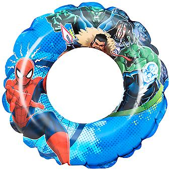 Spiderman Spider-Man Simring inflable 3-6Yr