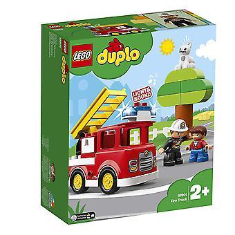 LEGO 10901 DUPLO Town Fire Truck