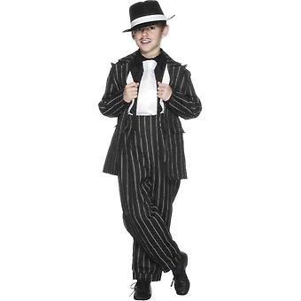 Zoot Suit Costume, BOYS Large Age 9-12