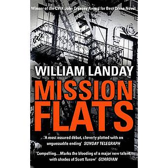 Mission Flats by William Landay - 9780552153508 Book