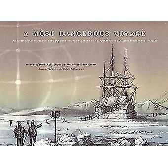 Un Voyage plus dangereux - une exposition de livres et cartes documentant Fou