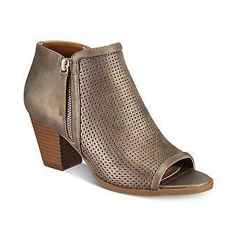 Style & Co. Womens kirii Peep Toe Ankle Fashion Boots