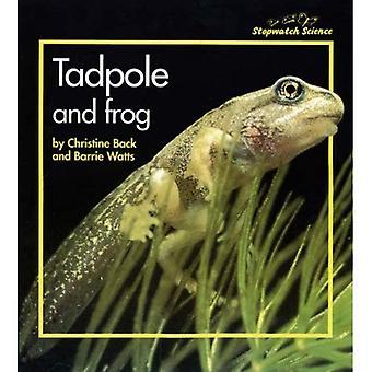 Chronomètre gros livre: Têtard et grenouille (chronomètre)