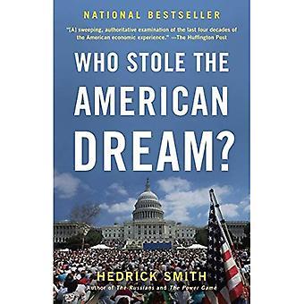 Qui a volé le rêve américain?