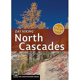 Dag vandring North Cascades: Mount Baker/Mountain Loop Highway/San Juan Islands