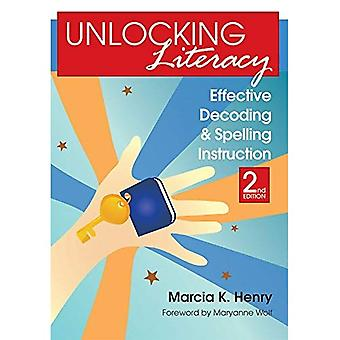Unlocking Literacy: Effective Decoding and Spelling Instruction