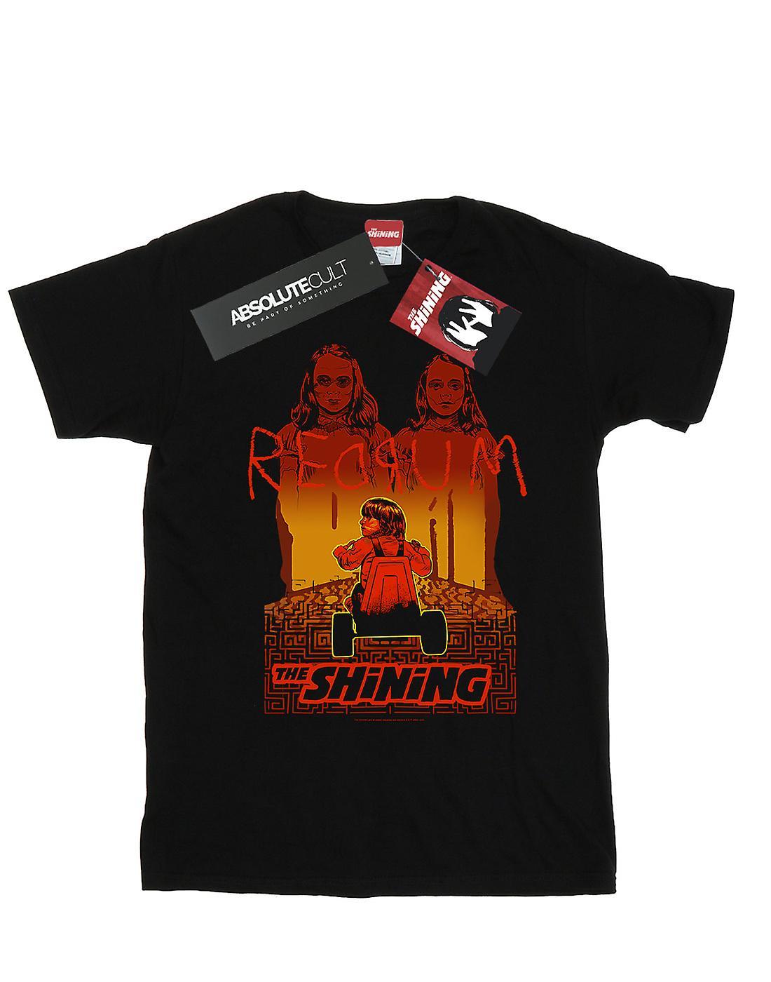 The Shining Men's Redrum Twins T-Shirt