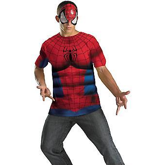 Spiderman vuxen Plus storlek Kit