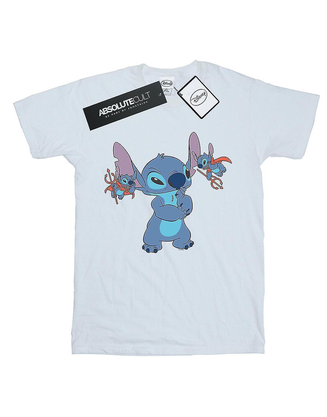 Disney Men's Lilo And Stitch Little Devils T-Shirt
