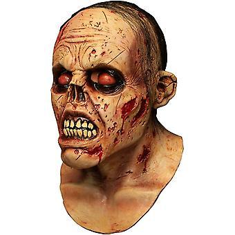 Máscara de látex de Lurker Zombie para Halloween