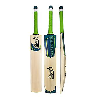 Kookaburra 2019 Kahuna Spark Alternative Willow Junior Cricket Bat weiß/grün