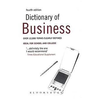Dictionary of Business by Collin & Peter