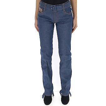 Prada Blue Denim Jeans