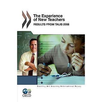 A experiência dos novos professores resultados de Talis 2008 pela publicação da OCDE
