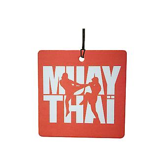 Muay thaï Car Air Freshener