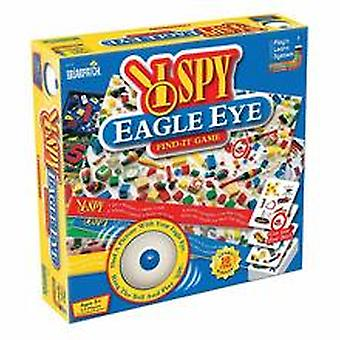 University Games 06120 I Spy Eagle Eye Game