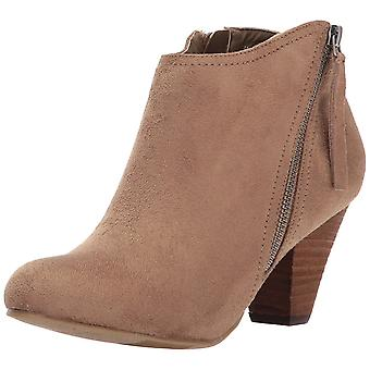 Xoxo Womens Amberly Almond Toe Ankle Fashion Boots
