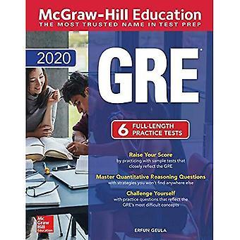 McGraw-Hill utbildning GRE 2020
