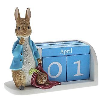 Peter Rabbit Perpetual Calendar