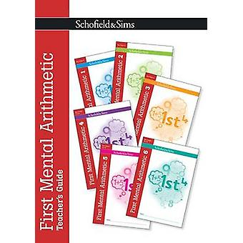 First Mental Arithmetic Teacher's Guide by Ann Montague-Smith - 97807