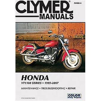 Honda VT1100 Series 1995-2007 (4) by Ron Wright - Lee Buell - Steve A