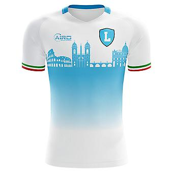 2019-2020 Lazio Home Concept Football Shirt
