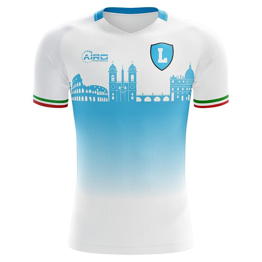 Maglia Lazio Home Concept Football 2020-2021