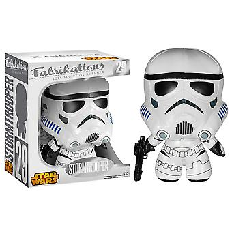 Star Wars Stormtrooper Fabrikations pluche