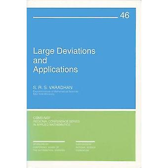 Large Deviations and Applications by S. R. S. Varadhan - Ron Rozier -